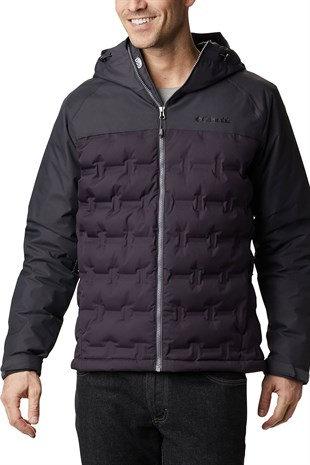 Columbia Grand Trek Down Jacket Erkek Mont