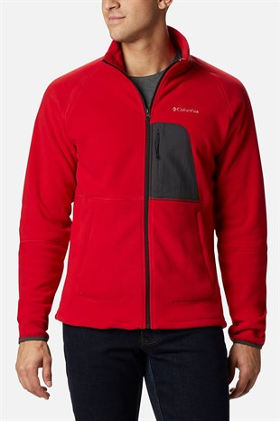 Columbia Rapid Expedition Full Zip Fleece Erkek Polar