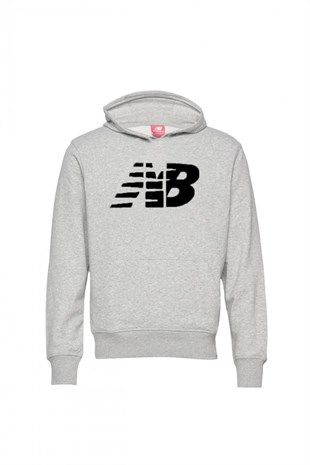 New Balance Nb Athletıcs Shoes Mens Hoodıe Erkek Sweat