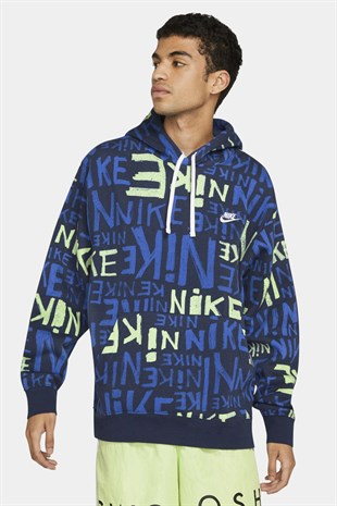 Nike M Nsw Club Po Bb Hoodıe Hoa Erkek Sweat
